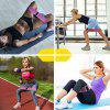 Tension Resistance Bands Yoga Natural Latex Exercise Bands Resistance Band 3pcs - MULTI-A