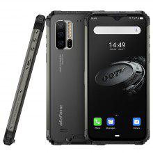 Ulefone Armor 7E 4G Smartphone 6.3 inch FHD + Android 9.0 Helio P90 Octa Core 4GB RAM 128GB ROM 3 Rear Camera 5500mAh IP68 IP69K Waterproof Global Version