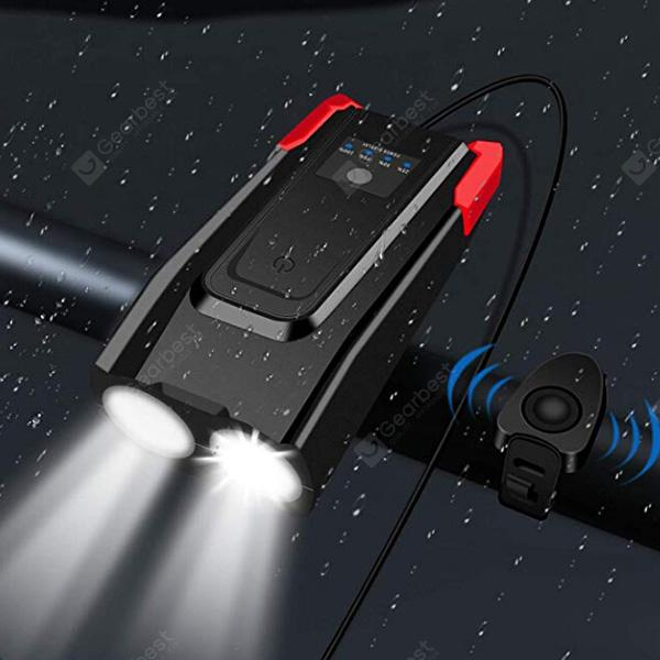 800Lm e-Touch Switch Bicycle Headlight H