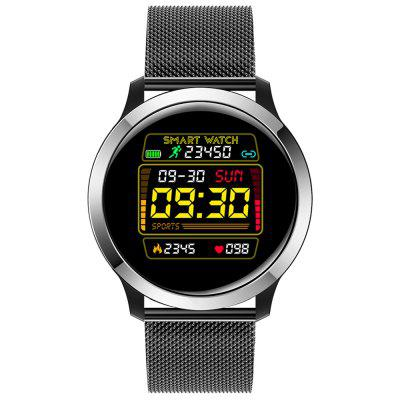 E70 Smart Sports Wristband PPG ECG Heart Rate Monitor Smart Watch with Full Touch-screen Pedometer Function Image