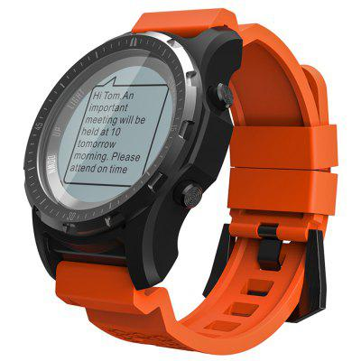 S966 Smart Watch GPS Running Heart Rate Pressure Cycling Golf Hiking Mountaineering Multi-function Smartwatch