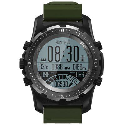 S966 Smart Watch GPS Running Heart Rate Pressure Cycling Golf Hiking Mountaineering Multi-function Smartwatch Image