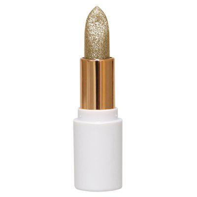 NICEFACE Charm Color Changing Lipstick Bling Moisturizing Lipsticks Waterproof Long Lasting Makeup Moisturizer Tube