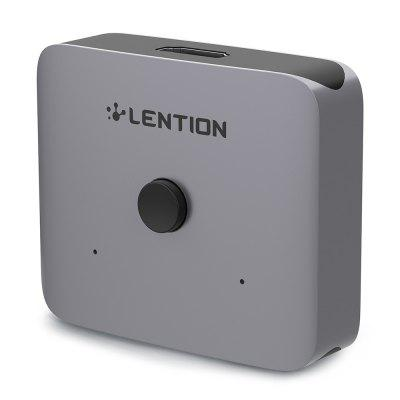 HDMI LENTION S31 video Switcher HDMI * 2 Şalter HUB