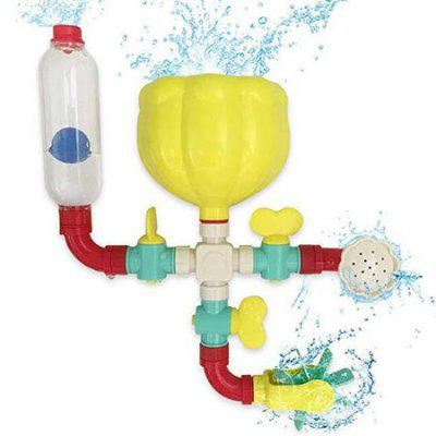 Bathroom Interactive Shower Water Spray Beach Toy Educational Swimming Water Toys for Children