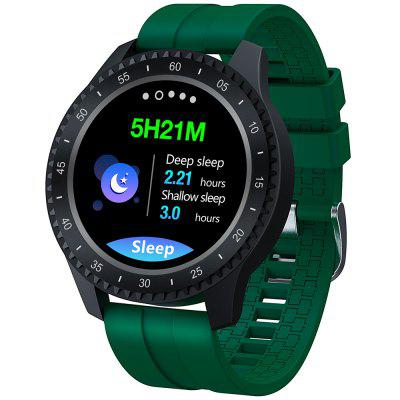 F17 1.5 inch Colorful Full Touch Display Sports Smart Watch IP68 Waterproof