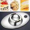 Food Grade 304 Stainless Steel Egg Separator Tool for Kitchen Gadget Cooking Cake - SILVER