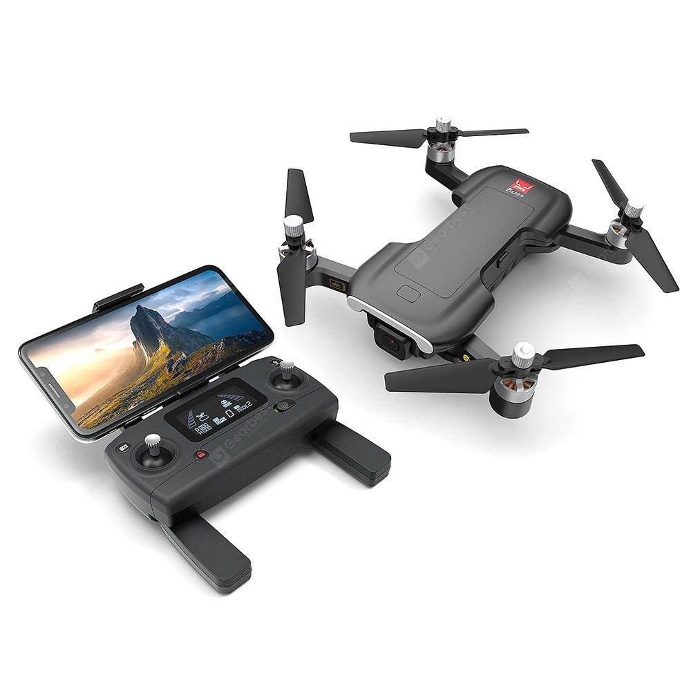 MJX B7 GPS With 4K 5G WiFi Camera Optical Flow Positioning Brushless Foldable RC Quadcopter RTF - 124.19€