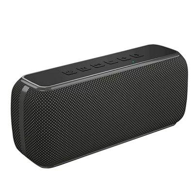 V7 PRO 50W Bluetooth 5.0 Speaker subwoofer DSP HD zvuku 66mAh TWS Reproduktor s TF Aux Type-C rozhraní