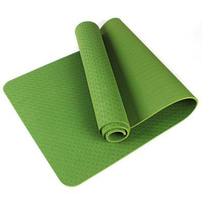8mm Single-layer TPE Yoga Mat Widened Thickening Non-slip Blanket