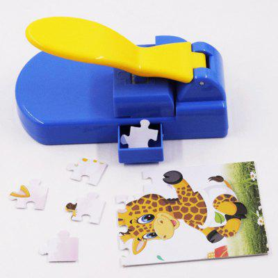 A380 Paper Puzzle Machine Toy Children Baby Early Childhood Educational Puzzles