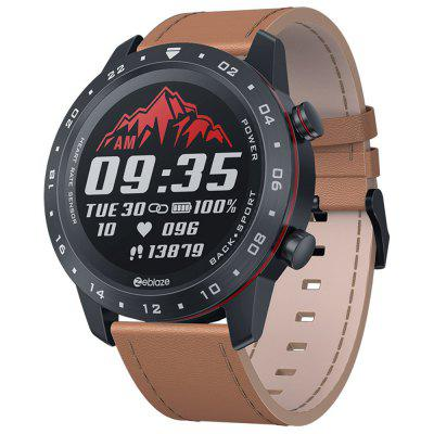 Zeblaze NEO 2 Smartwatch Bluetooth 5.0 Saúde Fitness Impermeável IP67 Smart Watch Longa Vida Da Bateria para Android / IOS