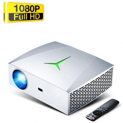 VIVIBRIGHT F40 1080P HD Proiettore 1920 x 1080 Risoluzione 4200Lm Portabile Home Cinema con Altoparlante