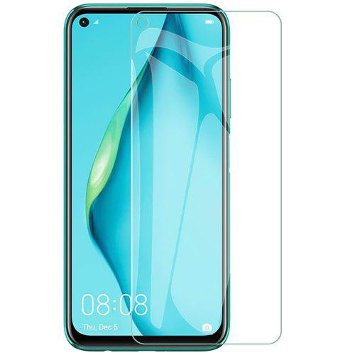 Qulloo 2.5D Full Cover Tempered Glass Protector Film for Huawei P40 Lite