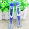 Digital Waterproof Electronic Thermometer Soft Head Oral Thermometer for Baby and Infant - SKY BLUE