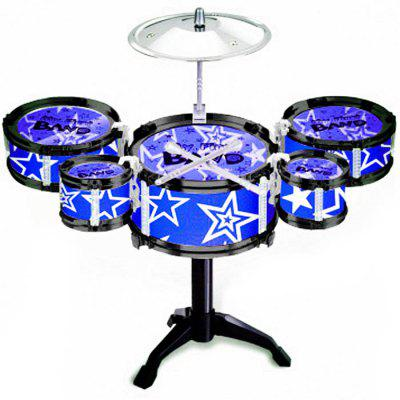 Simulation Enlightenment Education Percussion Instrument Set Drum Toy