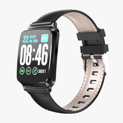 M8 Fitness Smart Watch Waterproof Fashion Smartwatch with 1.3 inch Color Touch Screen Heart Rate Blood Oxygen Pressure Monitor