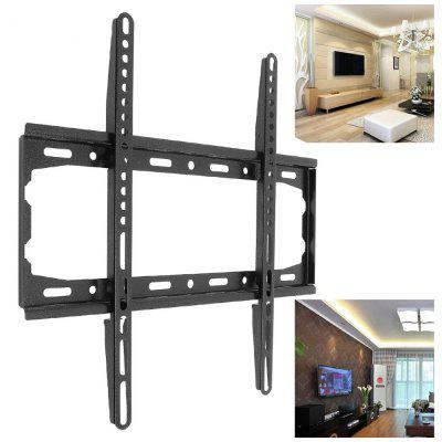Universal 45kg TV Wall Mount Bracket Supporter Fixed Flat Panel Stand TV Frame Holder for 26 - 55 inch LCD LED Monitor