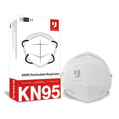 KN95 Face Mask Dustproof Anti-virus Health Care Equipment FFP2 10PCS