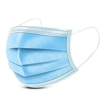 Disposable Medical Mask Personal Protective Equipment 50PCS