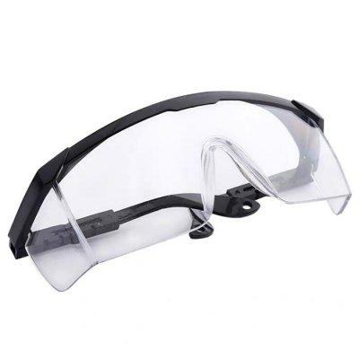 Anti-splash Protective Glasses Eye Protection Transparent Soft Goggles for Men Women