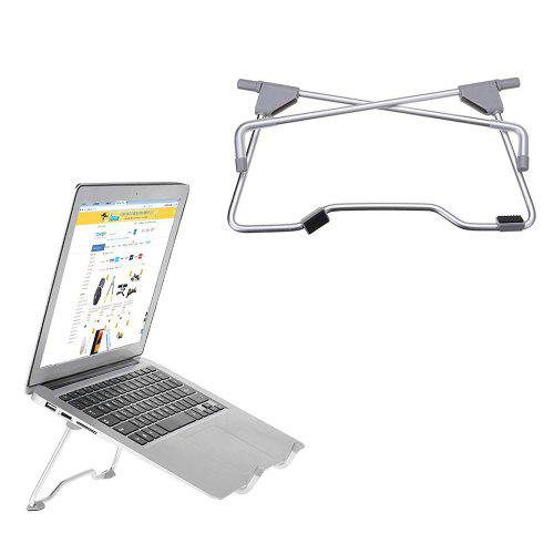 Portable Folding Laptop Stand Aluminum Alloy Bracket for 10 - 17 inch Notebook
