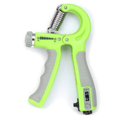 Adjustable Countable Fitness Hand Grip Strength Exercise Gripper