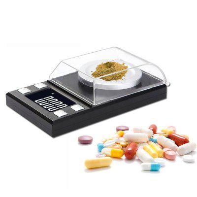 Portable Model 100g / 0.001g High Precision Diamond Jewelry Scale / Carat Scales