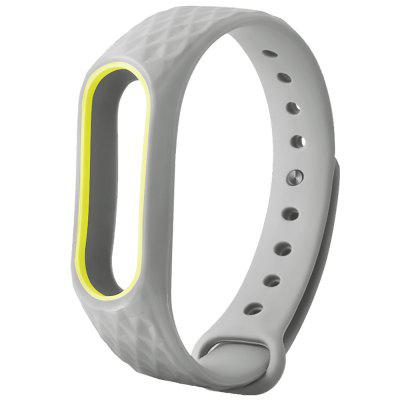 TAMISTER Replace Bracelet Smart Watch Strap Silicone Wristband for Xiaomi Mi Band 2