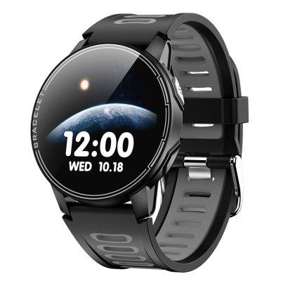S20 Bluetooth 5.0 Grande Batteria Smart Watch IP68 Impermeabile Monitor Della Frequenza Cardiaca Orologio Intelligente da Uomo Smtiarde Android iOS