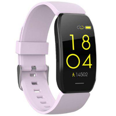 Rate Monitor C114 1.14 inch ecran color inteligent de suport Bluetooth Wristband inima pedometru Sport brățară