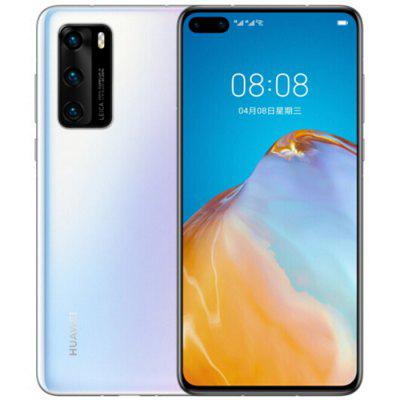 HUAWEI P40 5G Smartphone 6.1 inch  6GB RAM 128GB ROM Mobile Phone with 50.0MP 16.0MP 8.0MP Rear Camera 3800mAh Battery Image