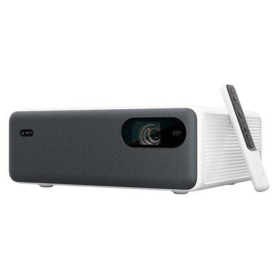 Xiaomi Mijia 1080P Laser Projector with 2GB DDR3 16GB eMMC 2.4G 5G Dual WiFi AI Voice Remote Control