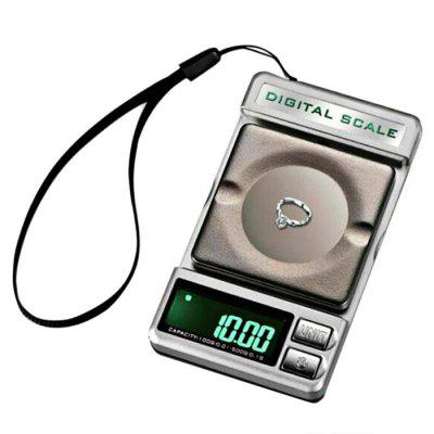 DZC-11 LCD Display Digital Scale Double Range Pocket Scales 100g / 0.01g 500g / 0.1g Precision Scales for Jewelry