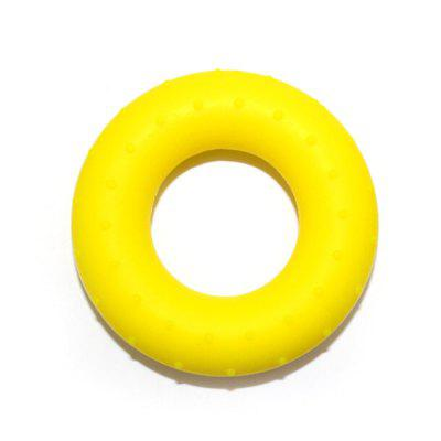 Silicone Portable Hand Grip Ring Carpal Wrist Expander Trainer Gripping Strength Rehabilitation Pow Stress Ring Ball