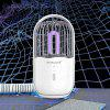 Z3 Smart USB Charging UV Germicidal Lamp Portable Ultraviolet Disinfection Light - WHITE