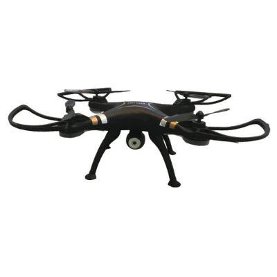 2.4G 6-Channel 1080P WiFi Real-time Transmission Fixed Height Aircraft RC Quadcopter
