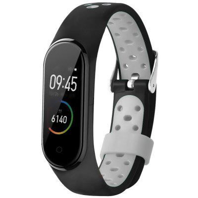 TAMISTER Bracelet Clasp Pin Holes Button Replacement Wristband Anti Lost Motion for Mi Band  4/3