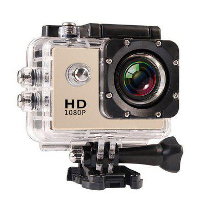 Durable Portable Nice Extreme Sports Camera Hd 2 inch 1080p Diving 30m Waterproof DV