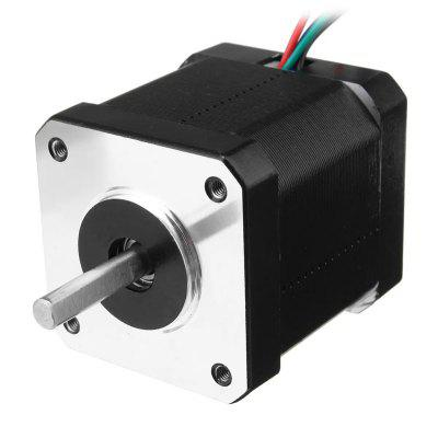 Nema17 59Ncm 2A 1.8 Degrees 4-lead 48mm Stepper Motor for 3D Printer CNC