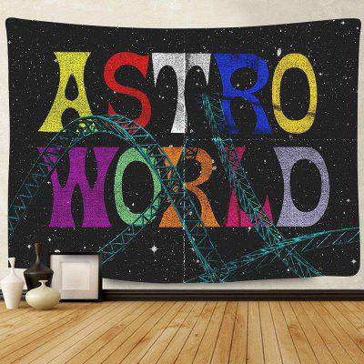 ASTRO WORLD S-Cott Tapestries, Home Decor Mural Bedroom Living Room Wall Background Cloth