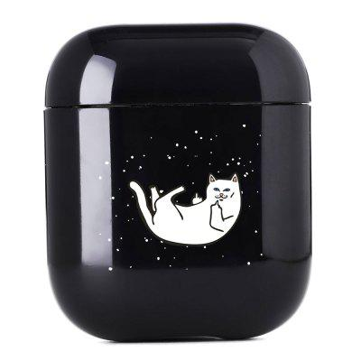 Suitable For Apple Airpods 1/2 Bluetooth Headset Shell Protective Sleeve Cute Kittens
