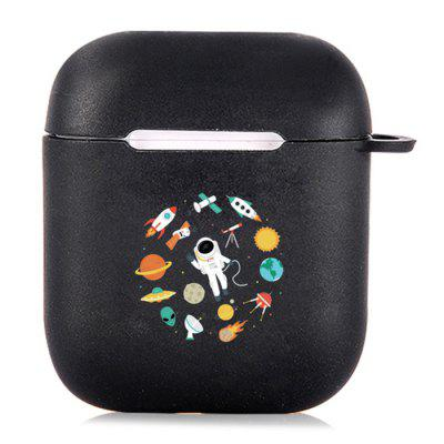Suitable For Apple Airpods 1/2 Bluetooth Headset Shell Capsule Sky Galaxy Case