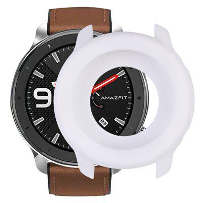 Huami Watch AMAZFIT GTR (47mm Edition) Étui de Protection en Silicone Souple Anti-déflagrant à Bord Complet