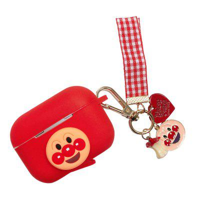 Bluetooth Headphone Case Cartoon Hand Strap Cover for AirPods 1 / 2