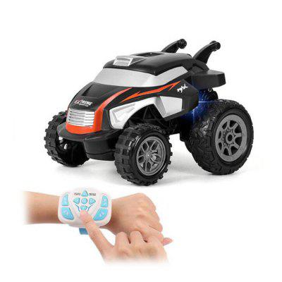 2.4G Electric Watch Remote Control RC Stunt Car Toy