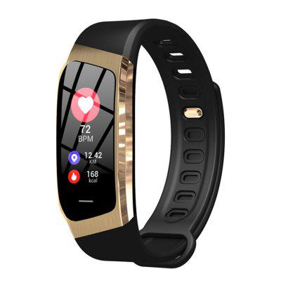 E18 Smart Sports Wristband Blood Pressure Heart Rate Monitor Smart Watch Fitness Activity Tracker Waterproof Smartwatches