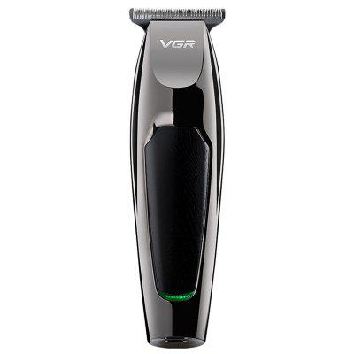 VGR-030 Retro Hair Clipper USB Hair Clipper Notch Gradient