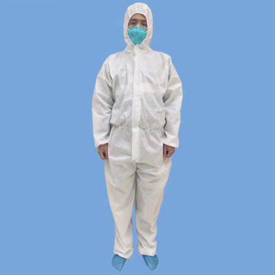 TLX-YF101 Disposable Medical Protective Clothing Safety Suit Anti Virus Workshop Overall Coveralls Isolation Gown