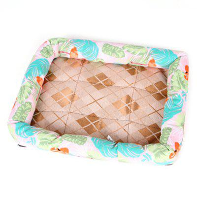 Pet Kennel Summer Ice Cooling Pad pes Pad Pet Bed